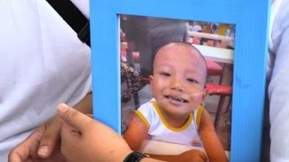 5 year old boy shot in head amidst drug wars