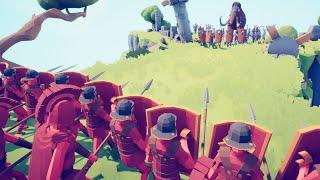 PRZEGRAŁEM WALKĘ Z PTAKIEM... - Totally Accurate Battle Simulator