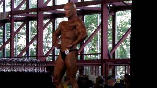Rosen Ivanov - Competitor No 182 - Final - Classic Under 180cm - Arnold Classic Amateur Europe 2012