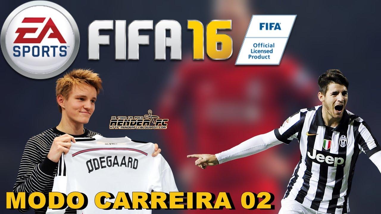 Fifa 16 ödegaard