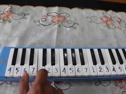 GARUDA PANCASILA || Pianika