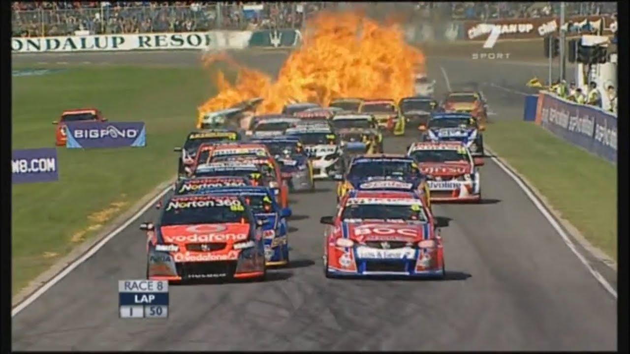 Motorsport Crashes - The Best Red Flag crashes 2 - YouTube