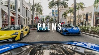 """Palms"" - Hard Trap Beat 