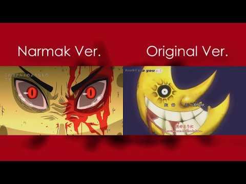 The SpongeBob SquarePants Anime - OP 2 [Comparison]
