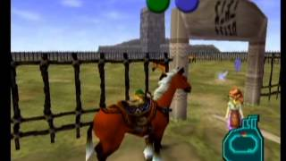 Zelda: Ocarina of Time Playthrough #039, Malon