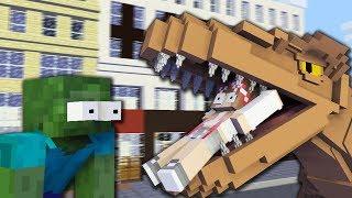 Monster School : BRAVE 2 CHALLENGE - Minecraft Animation
