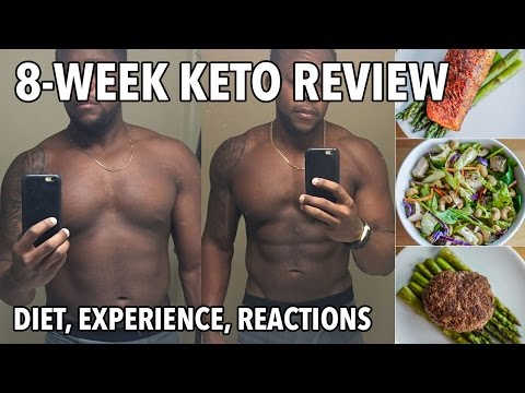 8-Week Keto Diet Review  / Mi Experiencia Con Dieta Cetogenica En 8 Semanas