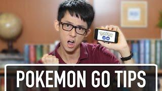 4 Must-Know Pokemon GO Tips! // 精靈寶可夢必修 新玩家指南