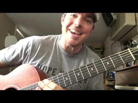 Chain breaker | Zach Williams | Beginner Guitar Lesson (Matt McCoy)