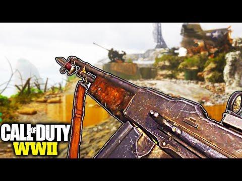 CALL OF DUTY: WW2 MULTIPLAYER GAMEPLAY! | WAR GAMEMODE | CALL OF DUTY WW2