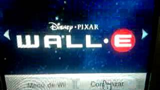 Wall-E Wii Channel