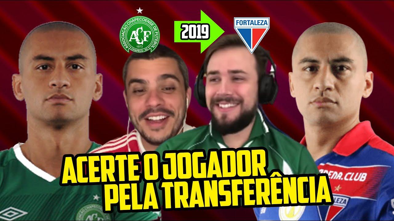ADIVINHE O JOGADOR QUE FEZ A TRANSFERÊNCIA - 10 OU 5
