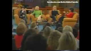Goldie Hawn, Diane Keaton and Bette Midler on Oprah 1997 1/2