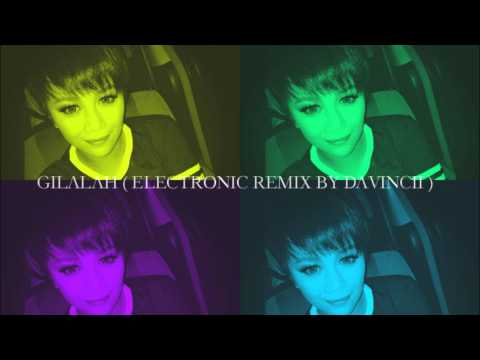 STACY - GILALAH (ELECTRONICS REMIX BY DAVINCII) (AUDIO)
