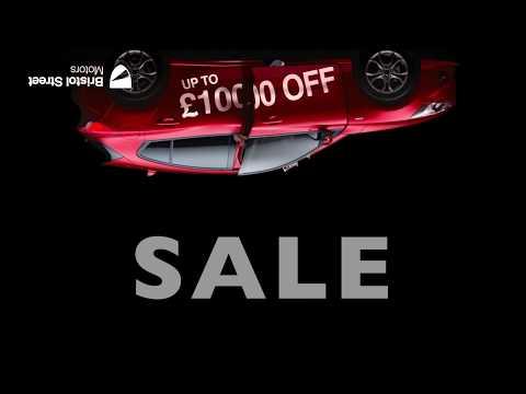 The Bristol Street Motors January Sale