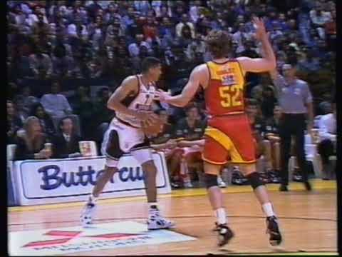 1993 NBL - Perth Wildcats Vs Melbourne Tigers - Grand Final Game 3