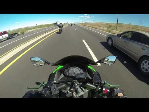 Payson Part1 with the Az Ninja 300 Crew!
