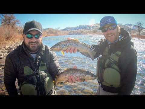 HOW TO FIND FISHING SPOTS - FLY FISHING