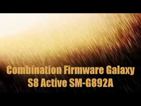 Combination Firmware Galaxy S8 Active SM-G892A by wind dro