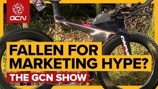 Are You A Sucker For Marketing Hype? | GCN Show Ep. 335