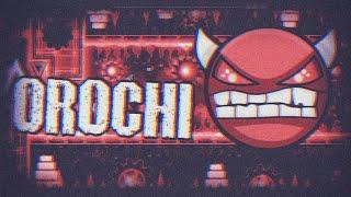 Orochi - УРОВЕНЬ ИЗ ПРОШЛОГО   Geometry Dash 2.11 [2]