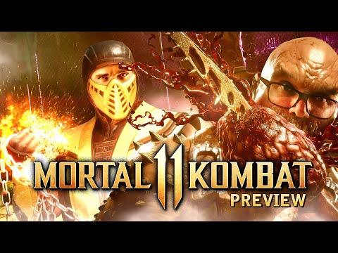 Mortal Kombat 11 🥋 [London Preview]