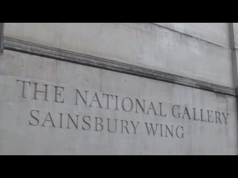 The Sainsbury Wing - Celebrating 20 years | The National Gal