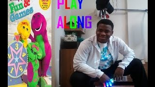 Watch Barney Games video