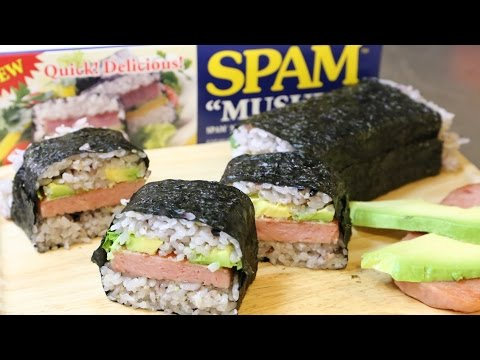 Spam Musubi Making Kit Cooking Life Hacks ~ スパムむすび メーカー