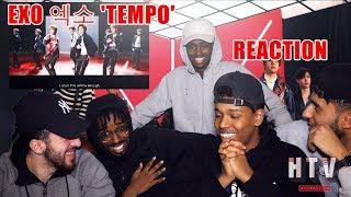 EXO -  'Tempo' MV (REACTION&REVIEW) FIRST TIME LISTEN! *BEST EXO SONG EVERRR?!*