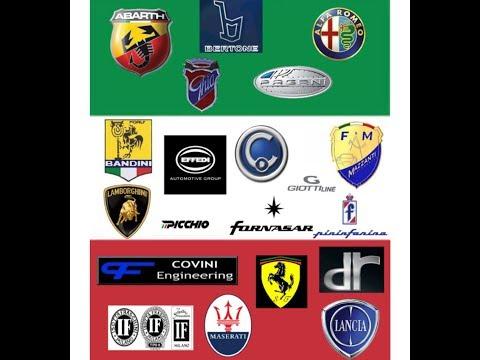 2019 ITALIAN CAR SHOW - Ferrari, Bugatti, Maserati, Lamborghini, Alfa Romeo, Fiat