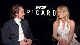 Star Trek: Picard cast talks about the tech that freak them out