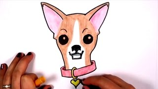 How to Draw a Chihuahua - Cute Dog Drawing Lesson CC