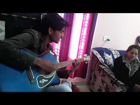 dekha tujhe   song live sachin nigam with arti kumar