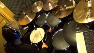 Amon Amarth - Under Siege Drum Cover