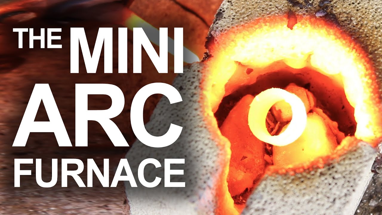 DIY Arc Furnace