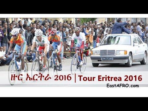Eritrea ERi-TV Sports News (April 15, 2016) |  Tour Eritrea 2016
