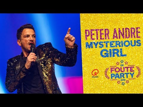 Peter Andre - 'Mysterious Girl' // Foute Party 2018