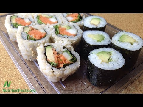 Cancer Risk from Arsenic in Rice and Seaweed
