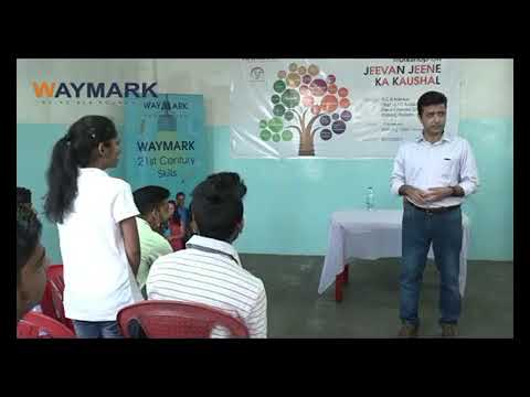 Waymark Life Skill Workshop