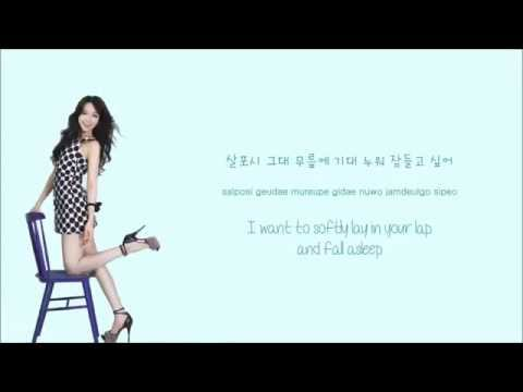Girl's Day (걸스데이) - Darling (달링) Color Coded Lyrics HAN/ENG/ROM 가사