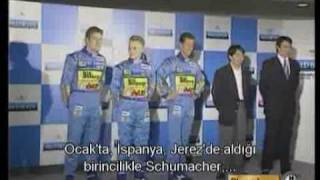 Legend Michael Schumacher Red Baron Episode 1 avi