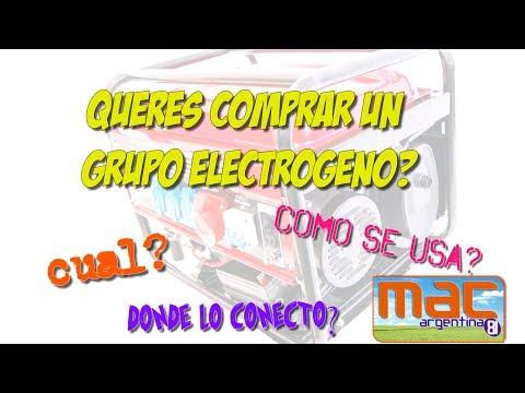 Como calcular el Grupo Electrogeno o Generador que necesitas
