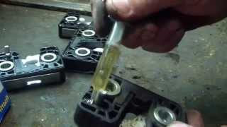 видео Ставим бесшумные замки с ВАЗ 2114 на ВАЗ 2106 своими руками