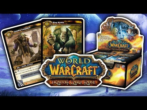 Heroes Of Azeroth Display (2) - World Of Warcraft Trading Card Game