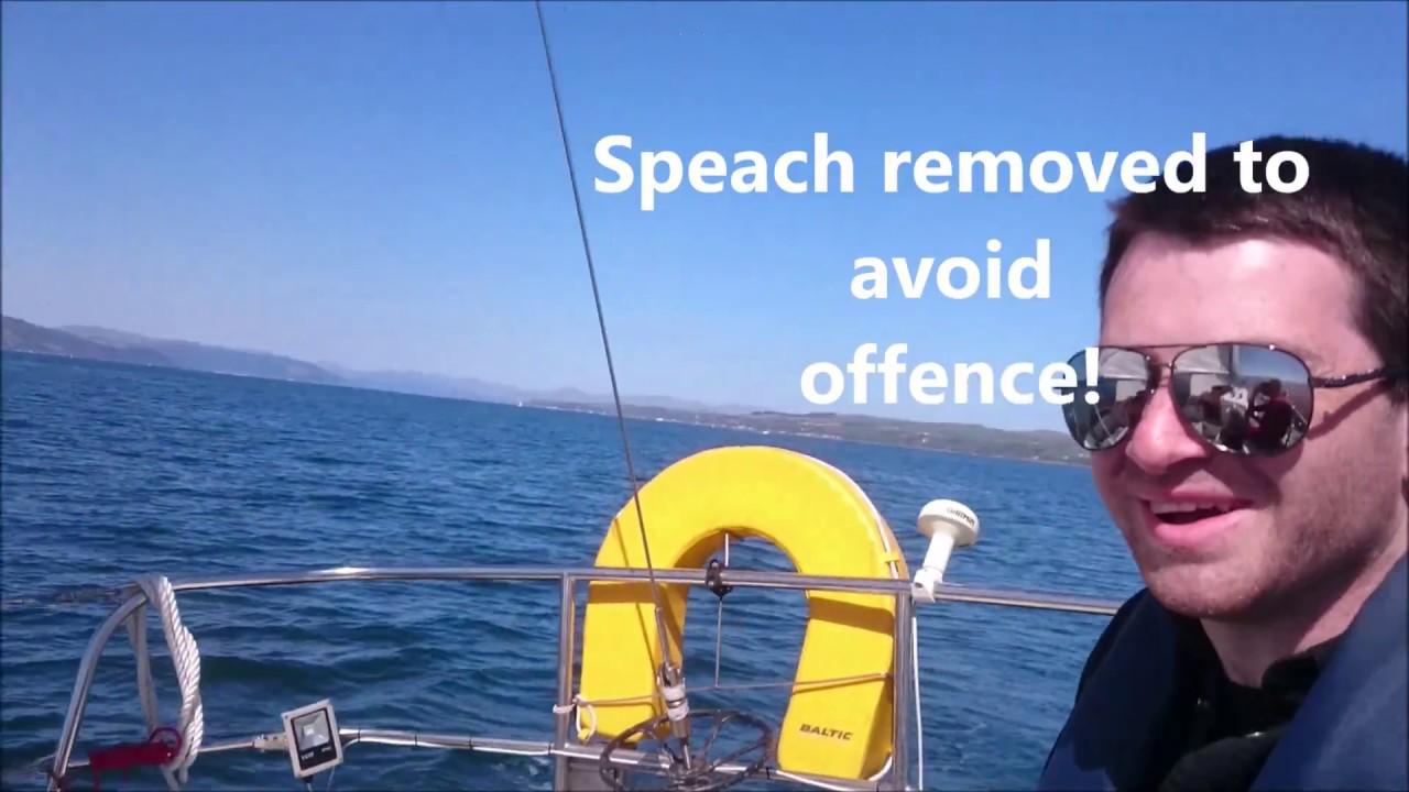 Raspberry Pi based Yacht Navigation System talk through