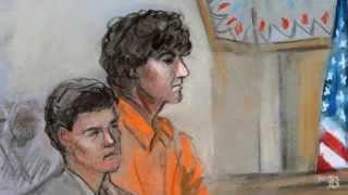 Former wrestling teammate says the guy in the court hearing is NOT Dzhokhar Tsarnaev