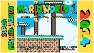 Classic Mario World: The Magical Crystals [2of2] | Super Mario World Hack