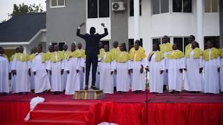 TUMWIMBIE BWANA - KWAYA YA MT. ALOIS GONZAGA KIGAMBONI | TAMASHA LA FAMILIA KIGAMBONI 15/09/2019