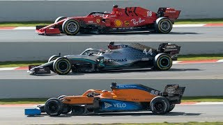 Which F1 Engine Sound the Best? - 2020 F1 Engine Sound Comparison